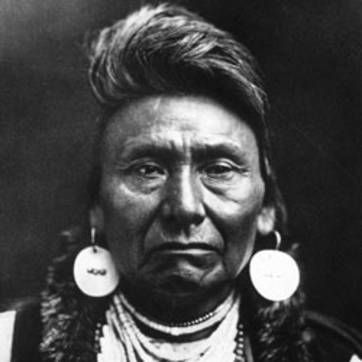 Chief Joseph (Photo: MPI/Getty Images)