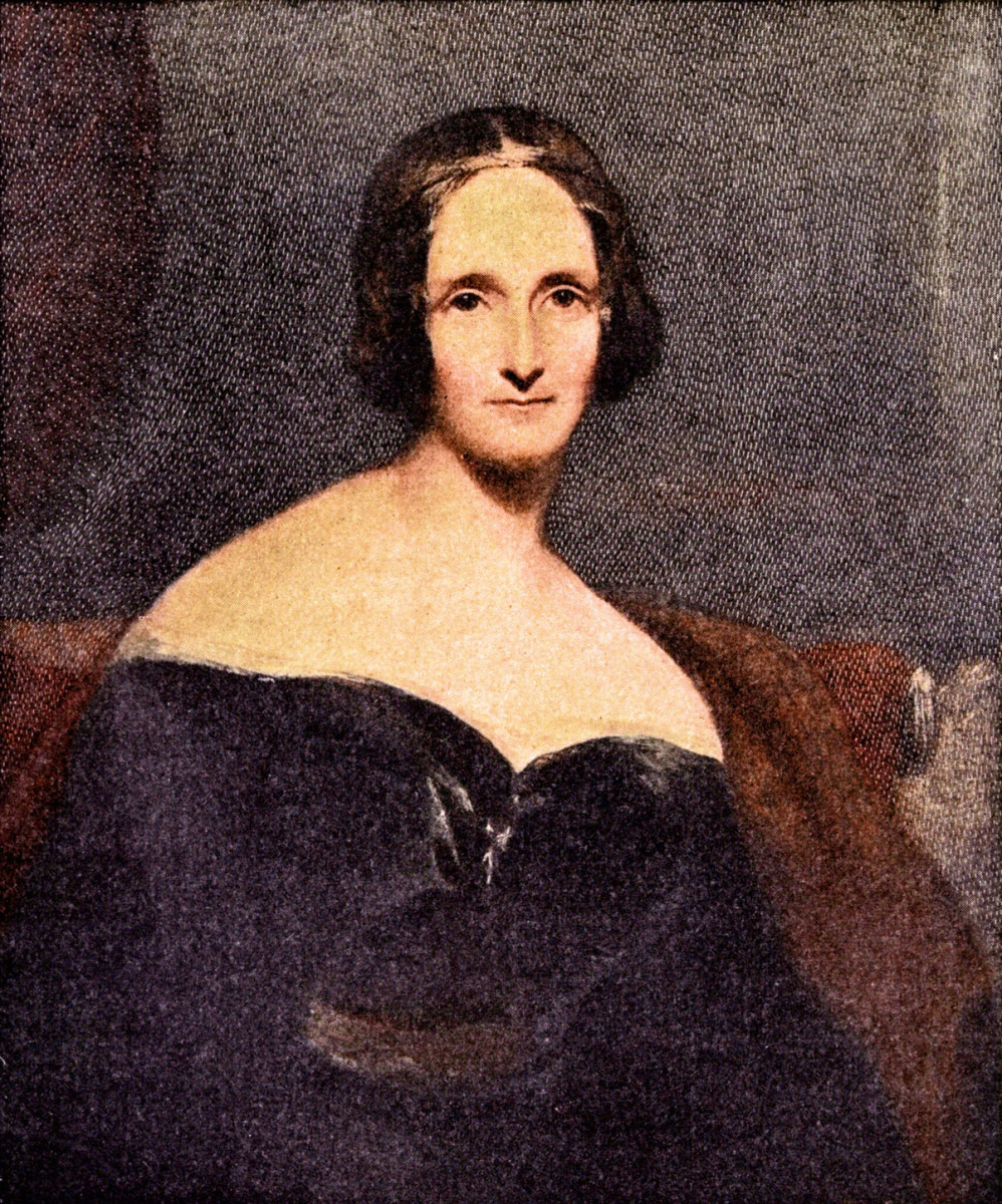 Portrait of Mary Shelley. (Photo: Culture Club/Getty Images)