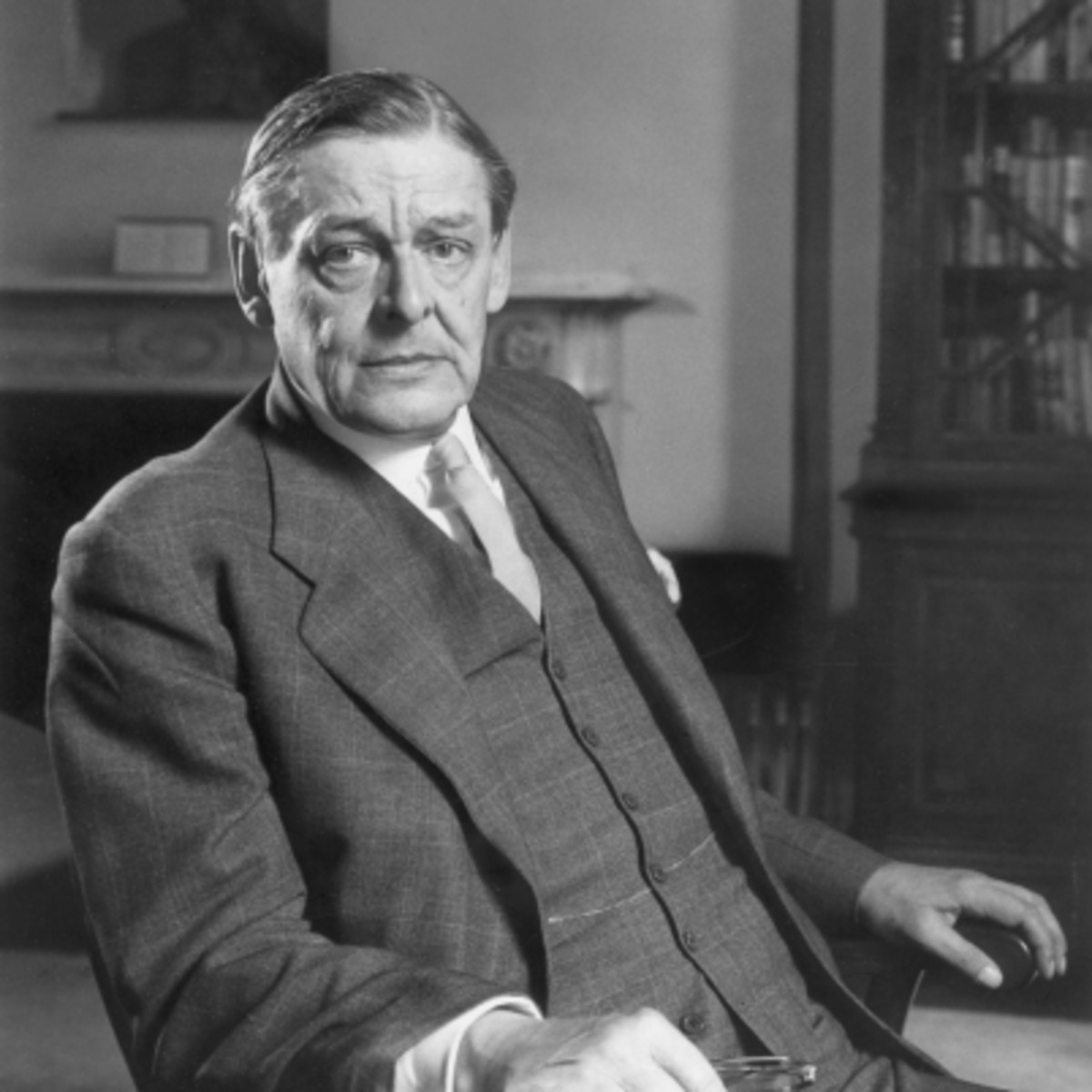 Ts Eliot Poems Wasteland Quotes Biography