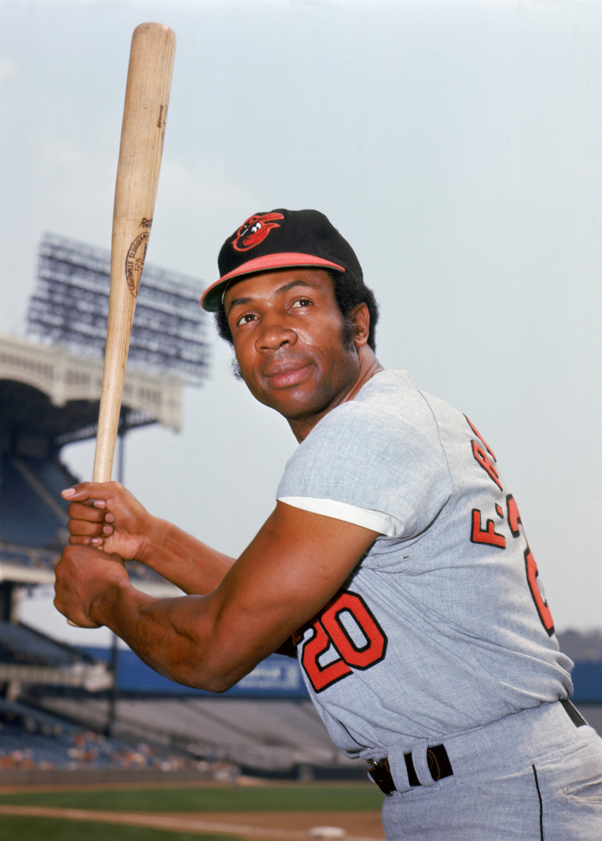 Frank Robinson (Getty Images)