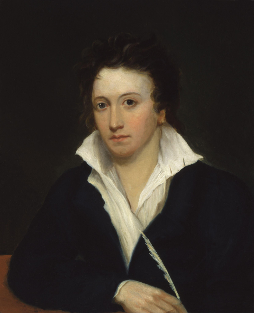 Percy Shelley Photo
