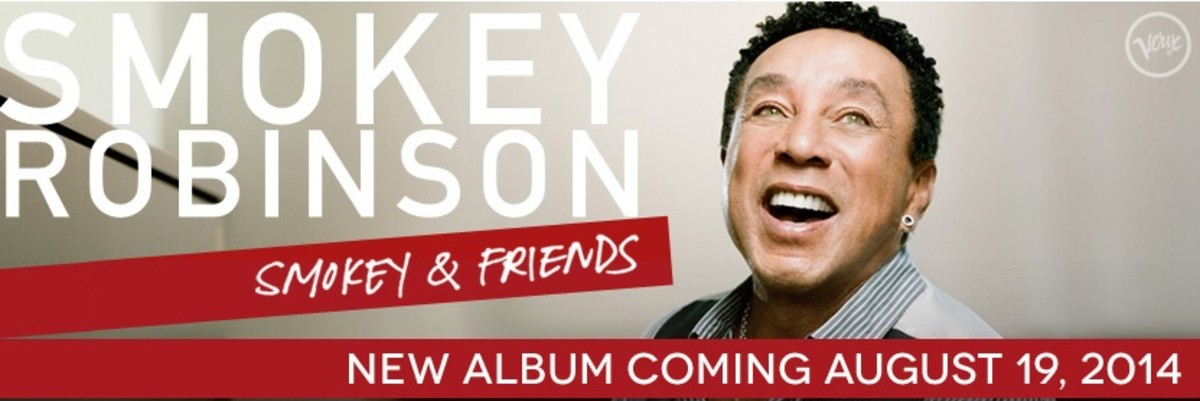 Smokey Robinson Album