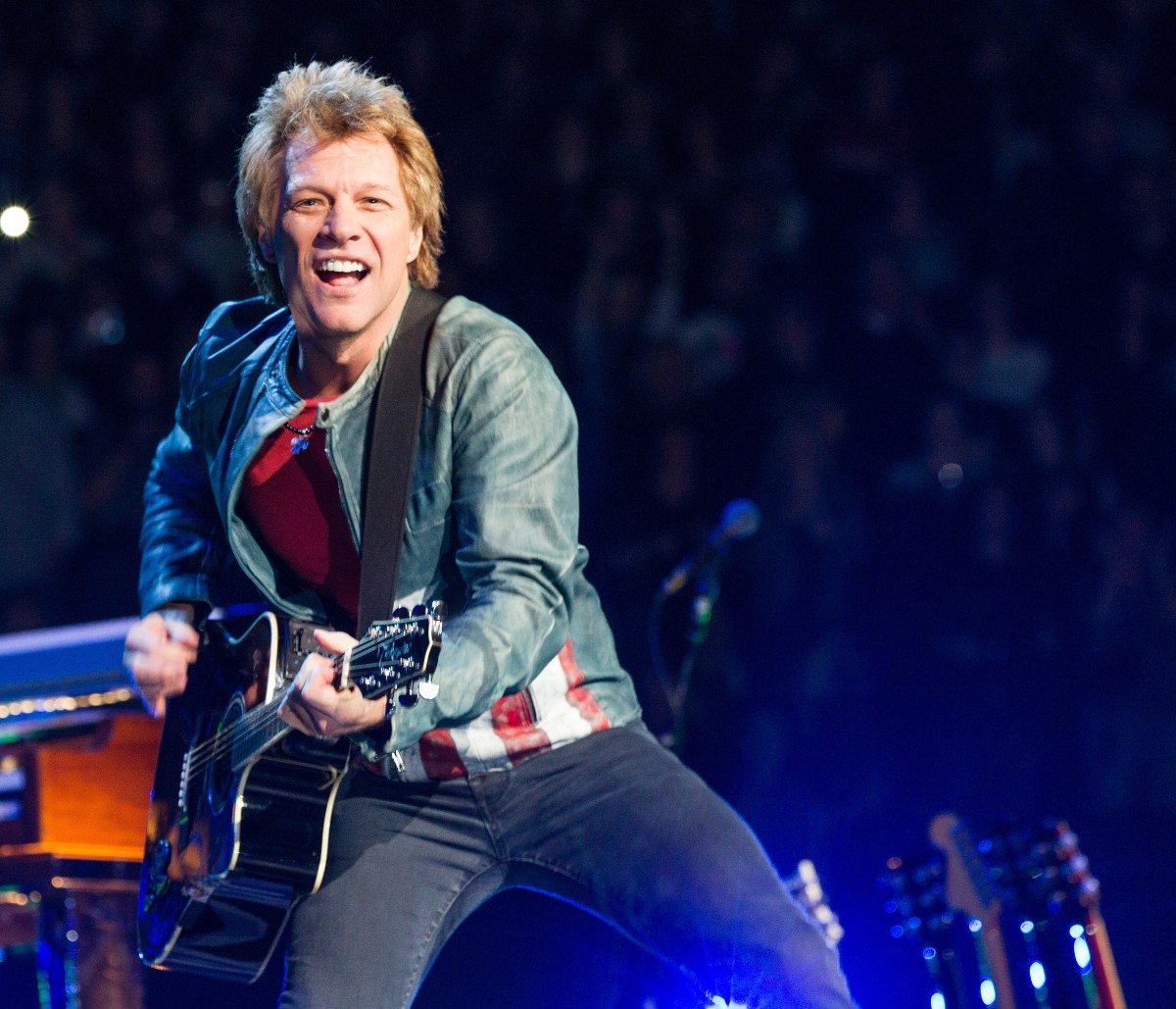 Jon Bon Jovi Photo by Michael Zorn/Getty Images