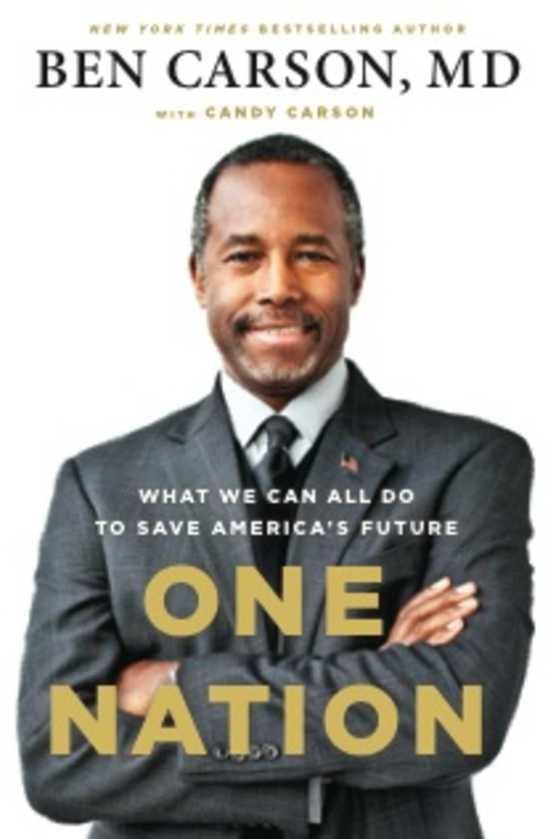 Ben Carson One Nation Photo