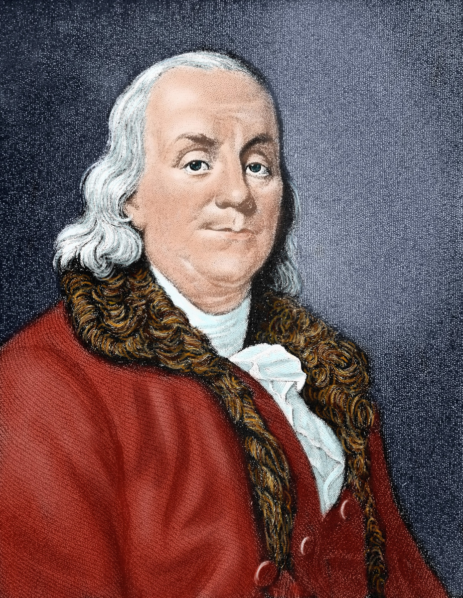Quick Biography of Benjamin Franklin Benjamin Franklin a printer by trade a scientist by fame and a man of action by all accounts continues to shape