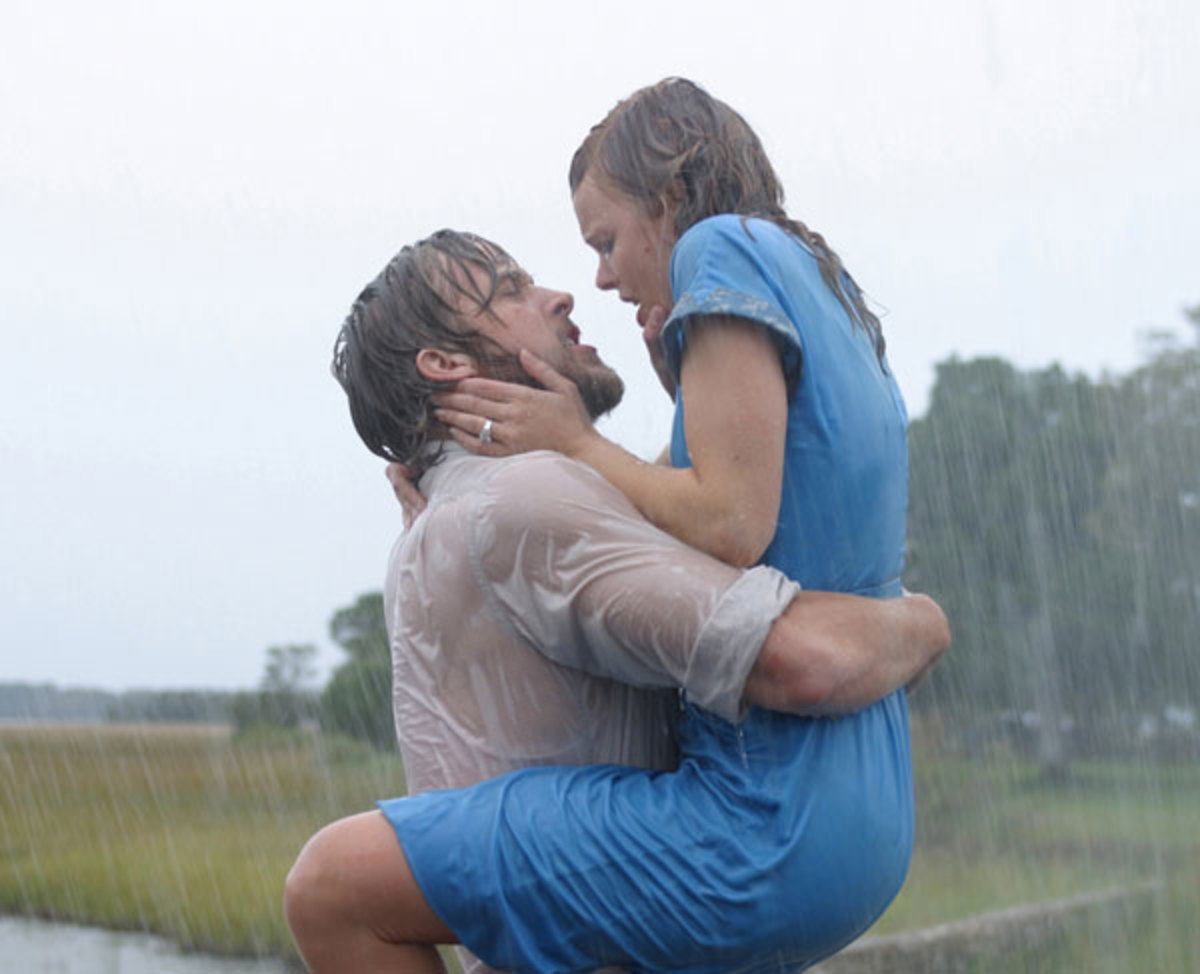 author nicholas sparks on the art of writing the power of love the notebook movie photo