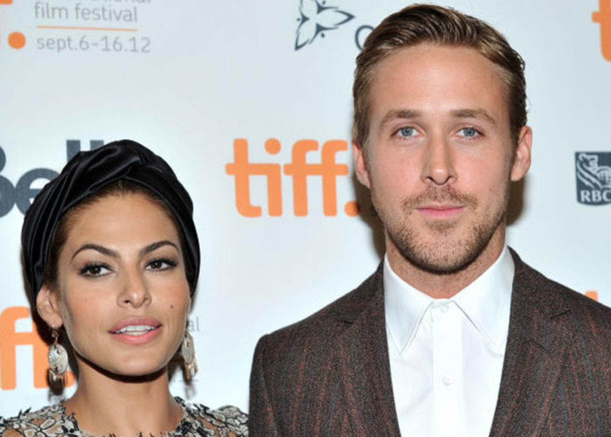 Eva Mendes Ryan Gosling Photo