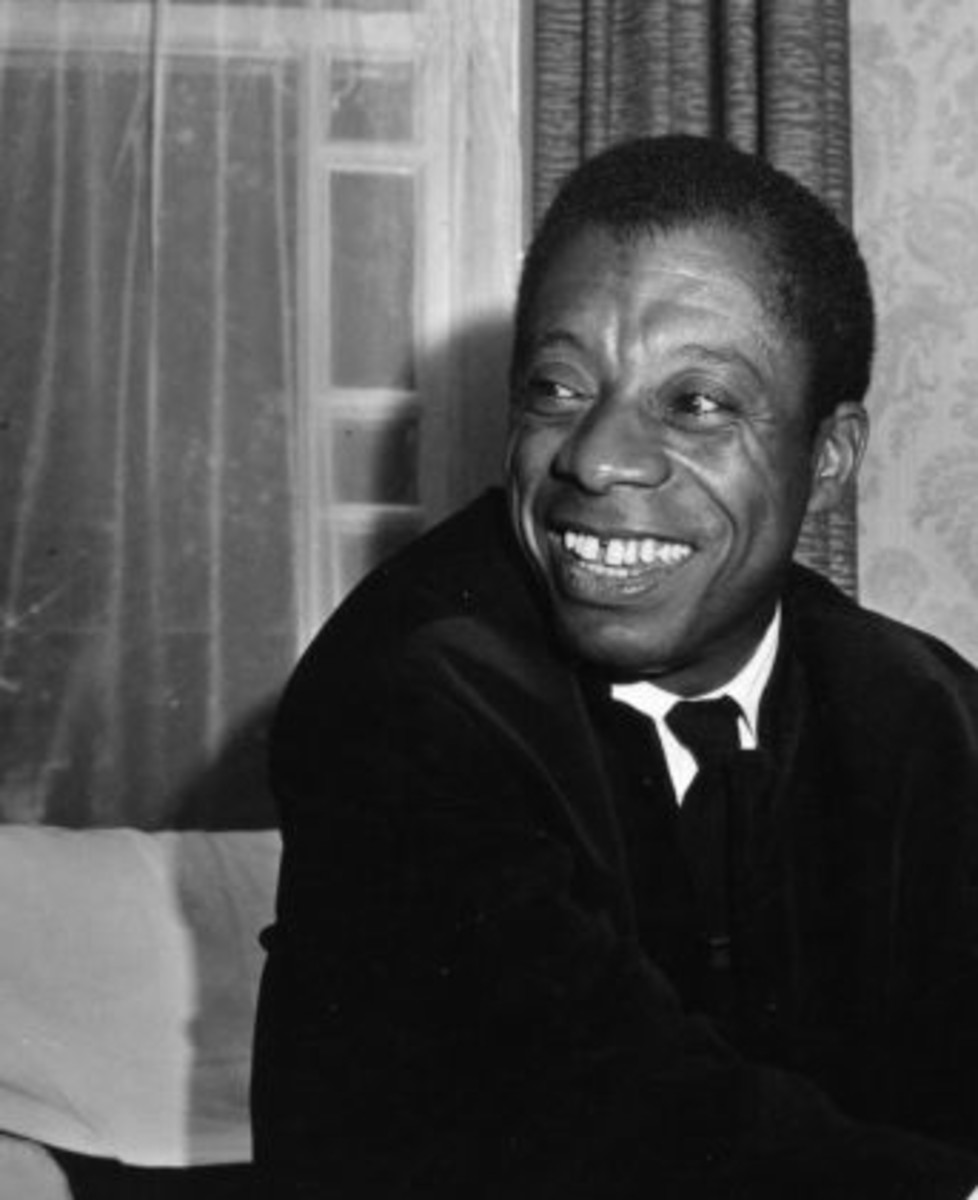 a biography of the life and times of james baldwin James baldwin in hyde park, london photograph by allan warren, the paris review no 129  it was a marvelous setting, where mountain life touched city life,.