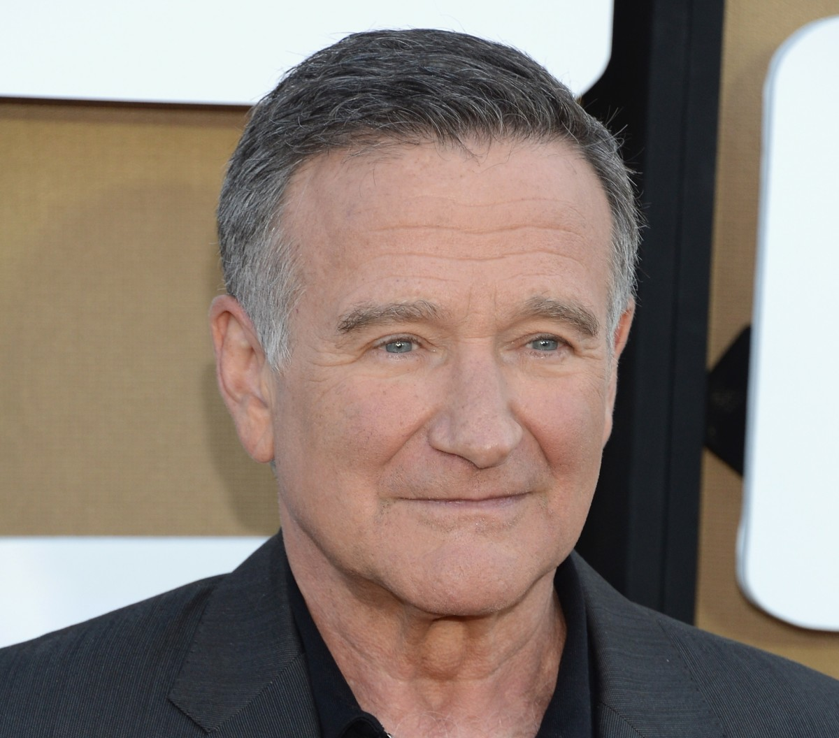 The world was stunned by the loss of comic genius Robin Williams. (Photo by Jason Kempin/Getty Images)