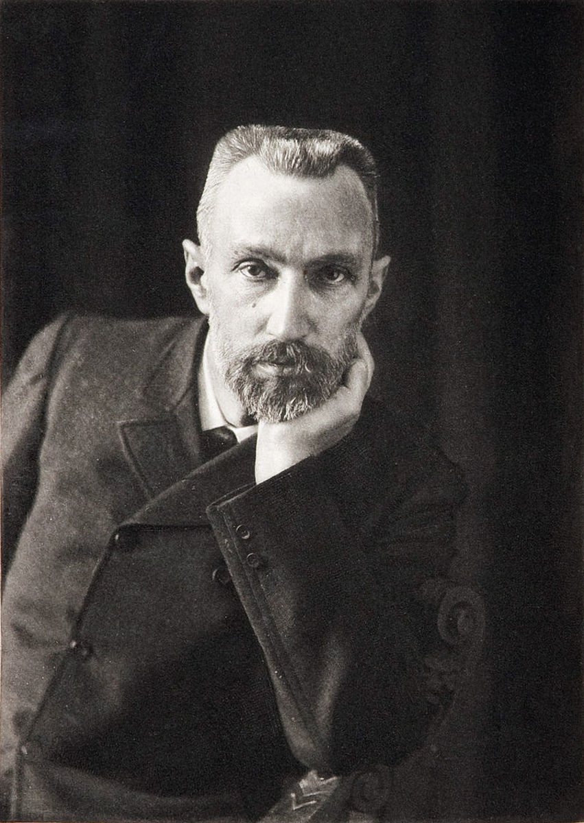 Pierre Curie Photo