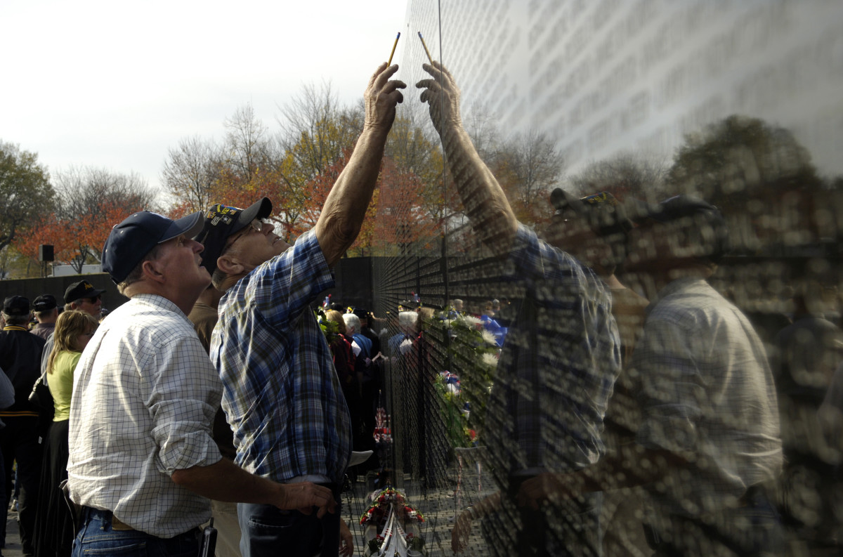 The Remarkable Story of Maya Lin's Vietnam Veterans Memorial