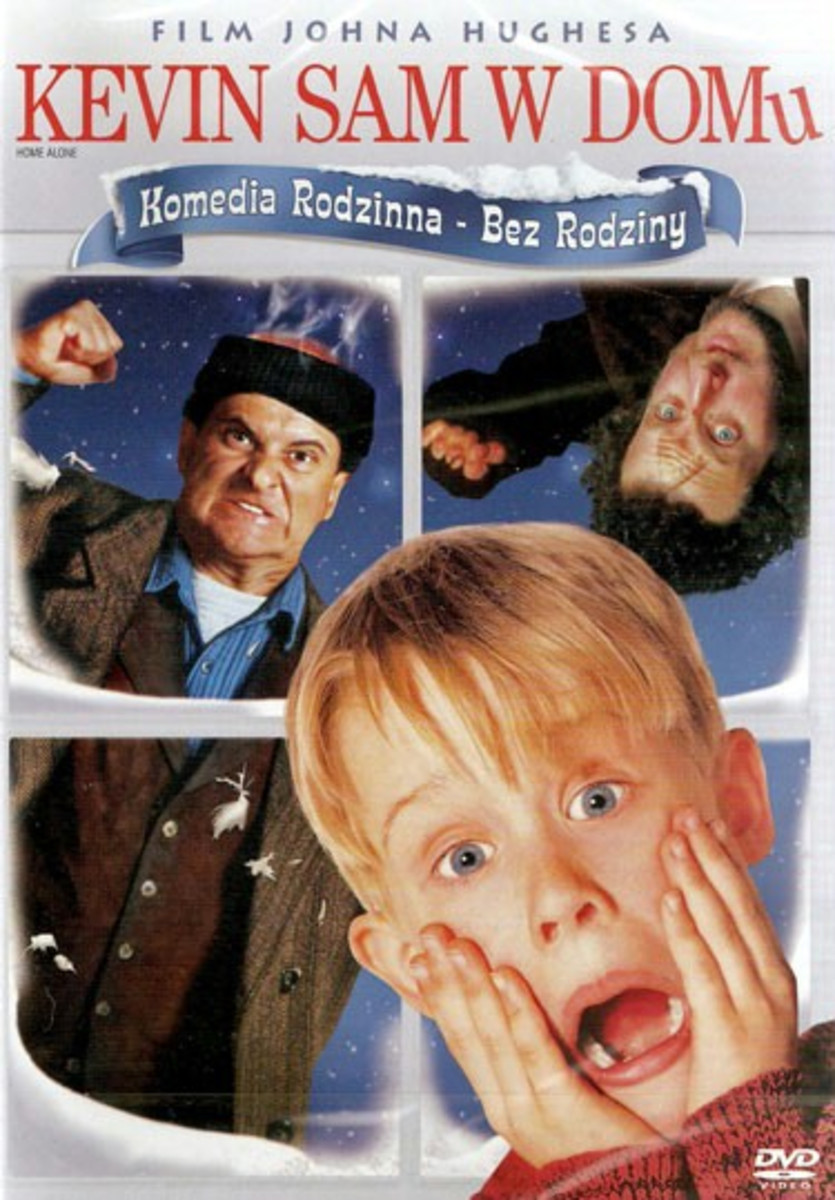 Home Alone Polish Photo