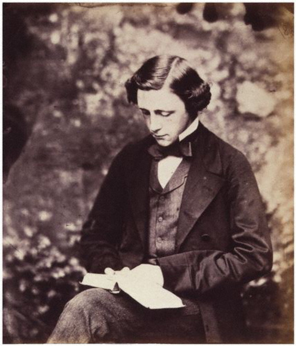 Lewis Carroll Photo