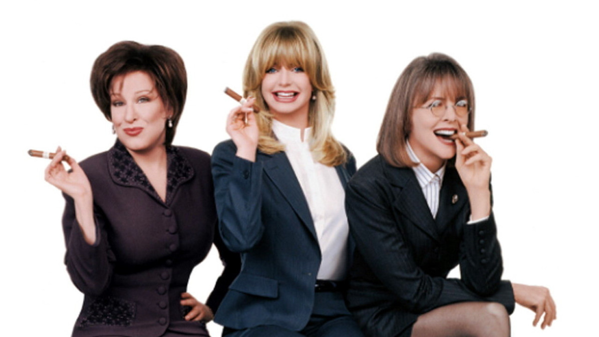 Bette Midler Goldie Hawn Diane Keaton Photo