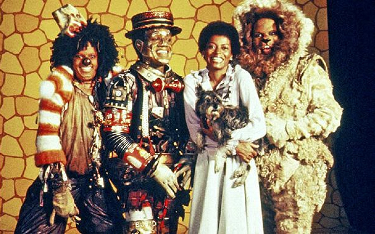 The Wiz Original Movie Photo