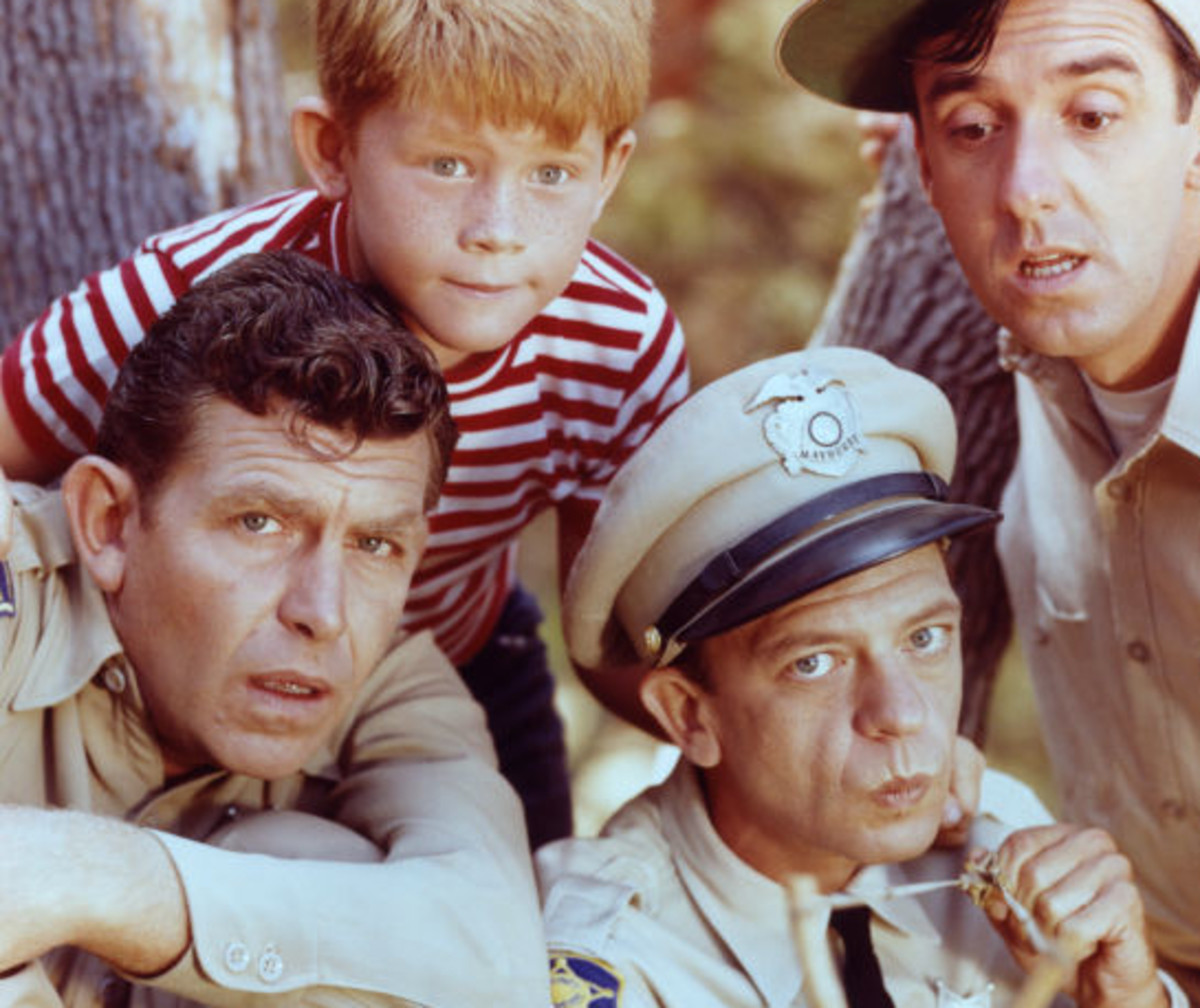 Andy Griffith Show Promo