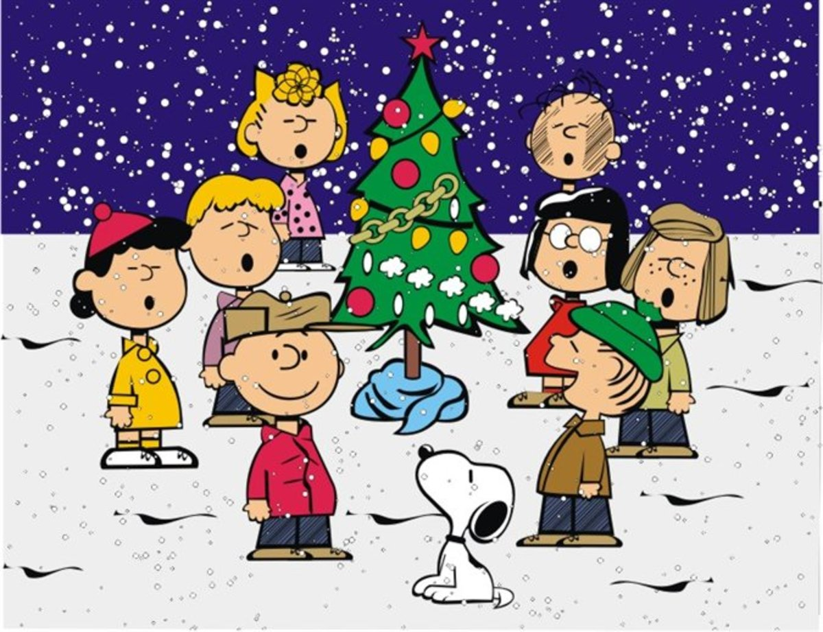 a charlie brown christmas history facts biography