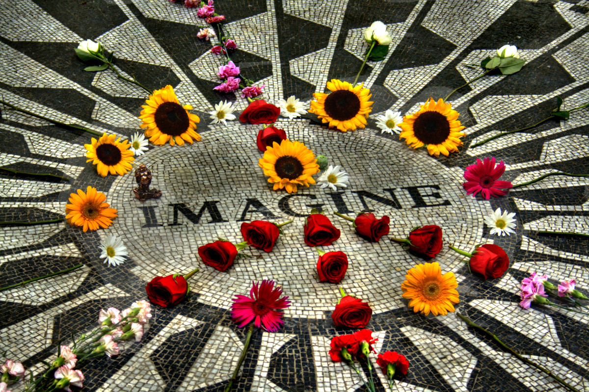 Strawberry Fields Photo