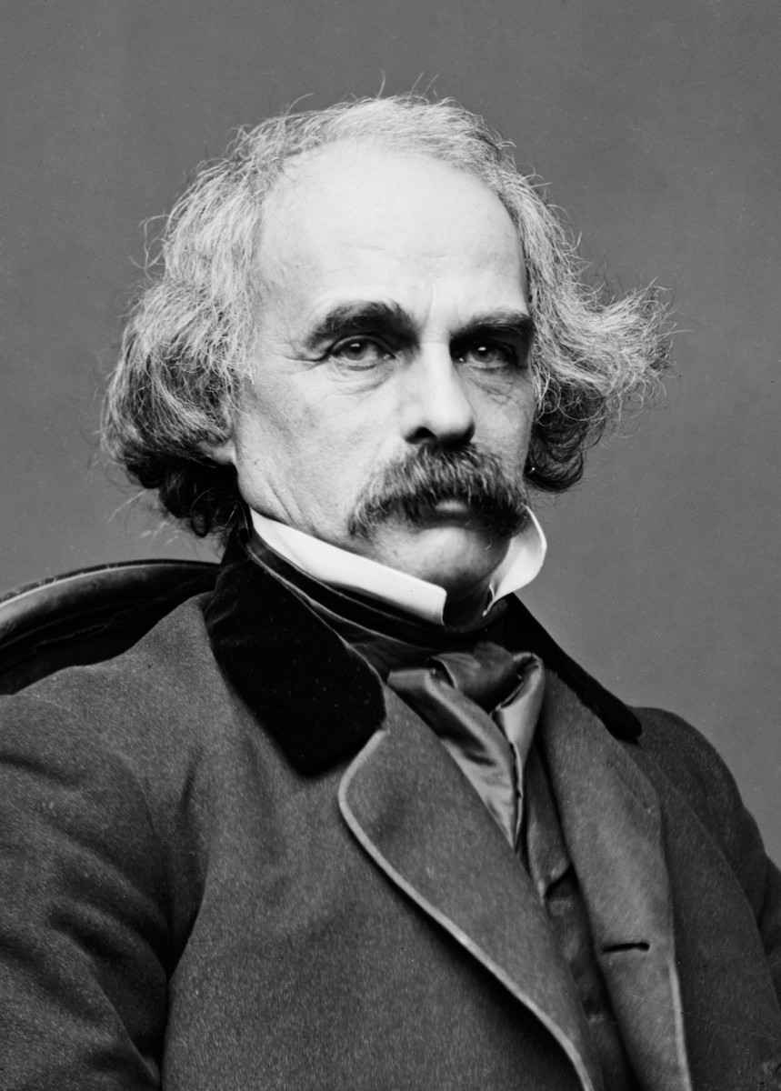 Nathaniel Hawthorne Photo