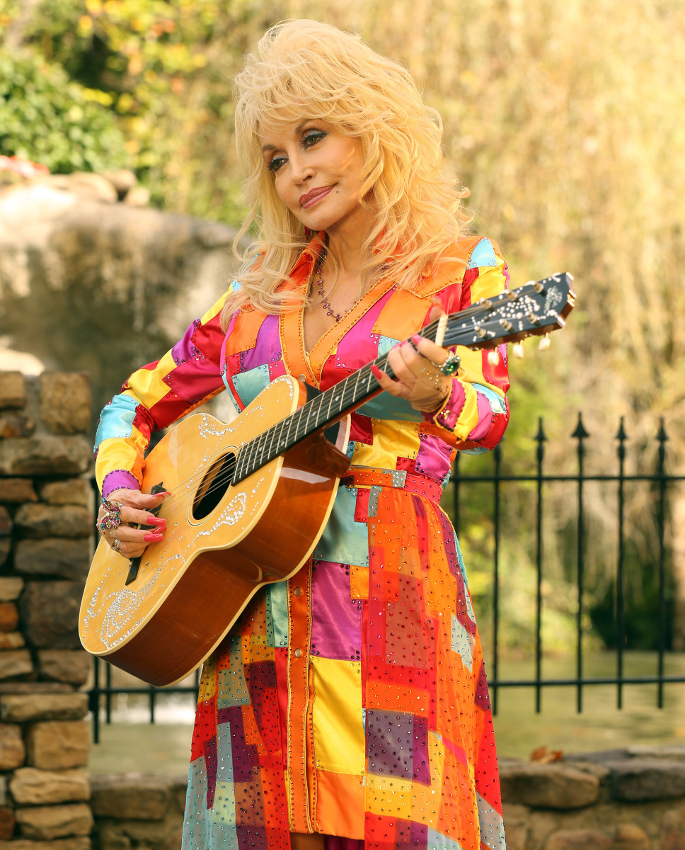 dolly parton coat of many colors photo - Dolly Parton Coat Of Many Colors Book
