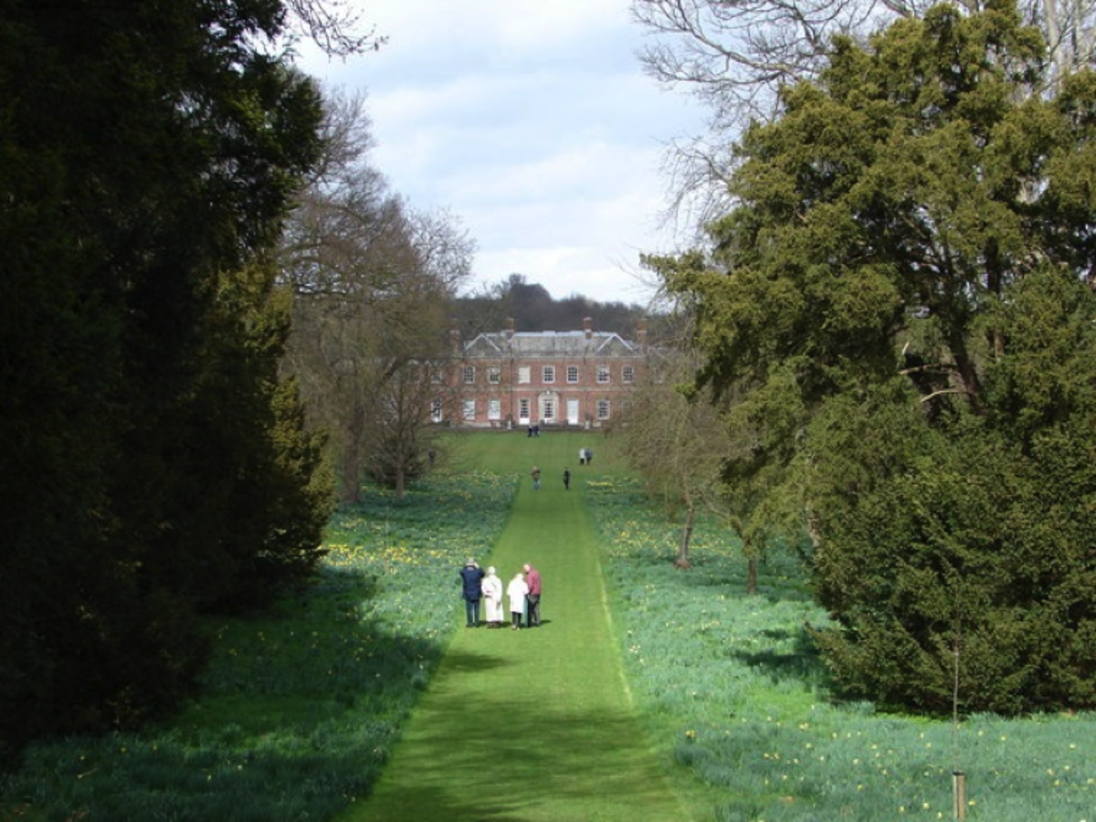 Godmersham Hall Photo