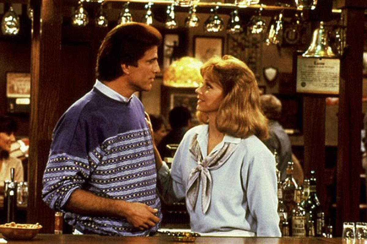 Ted Danson Shelley Long Photo
