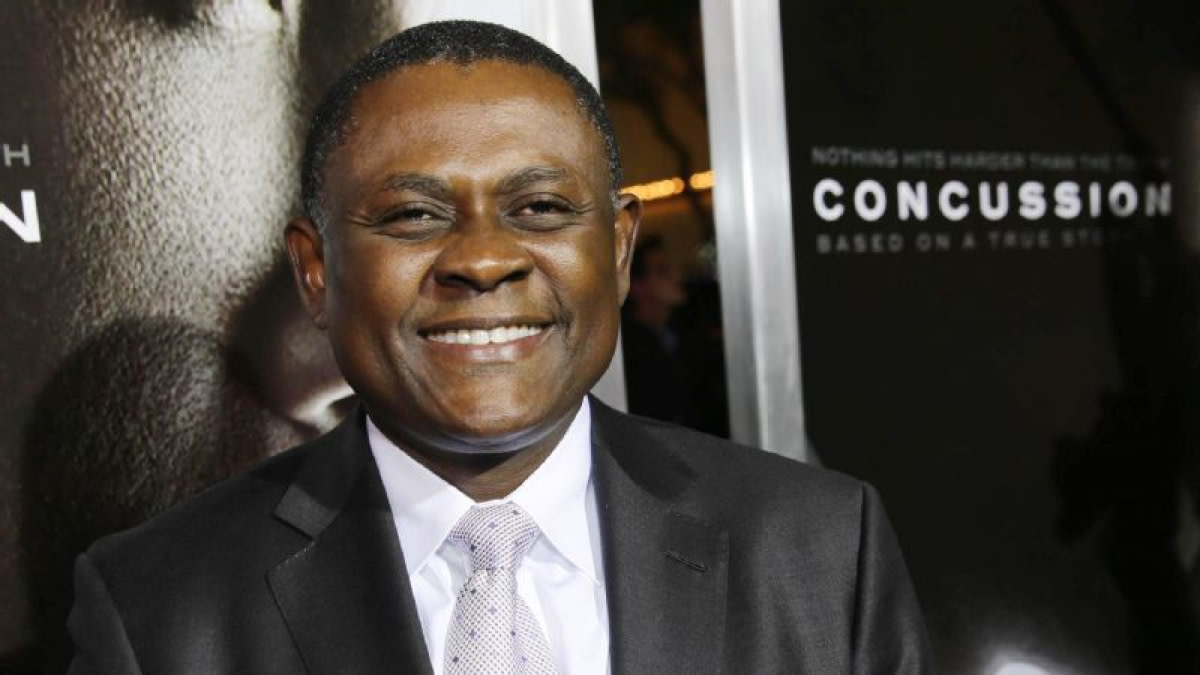 Bennet Omalu Photo