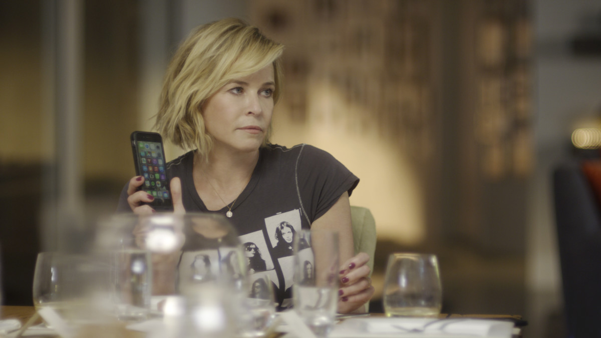 Chelsea Handler Netflix Doc Photo