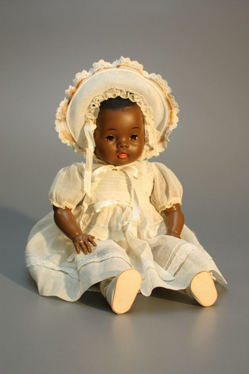 Zora Neale Hurston Sara Lee Doll Photo