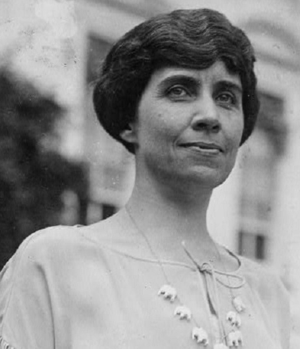 Grace Coolidge Photo