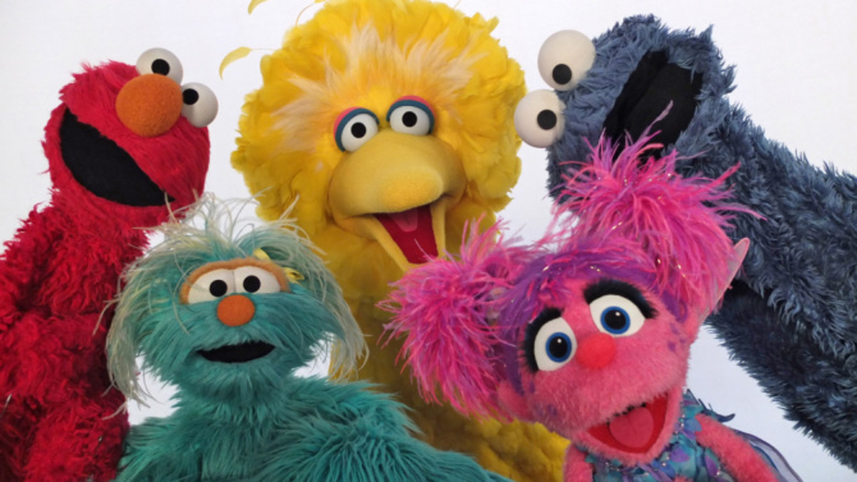 sesame street research paper Sesame street debuted in 1969 with a diverse cast of humans and brightly colored fuzzy muppets, including oscar the grouch, bert and ernie, and, of course, big bird.