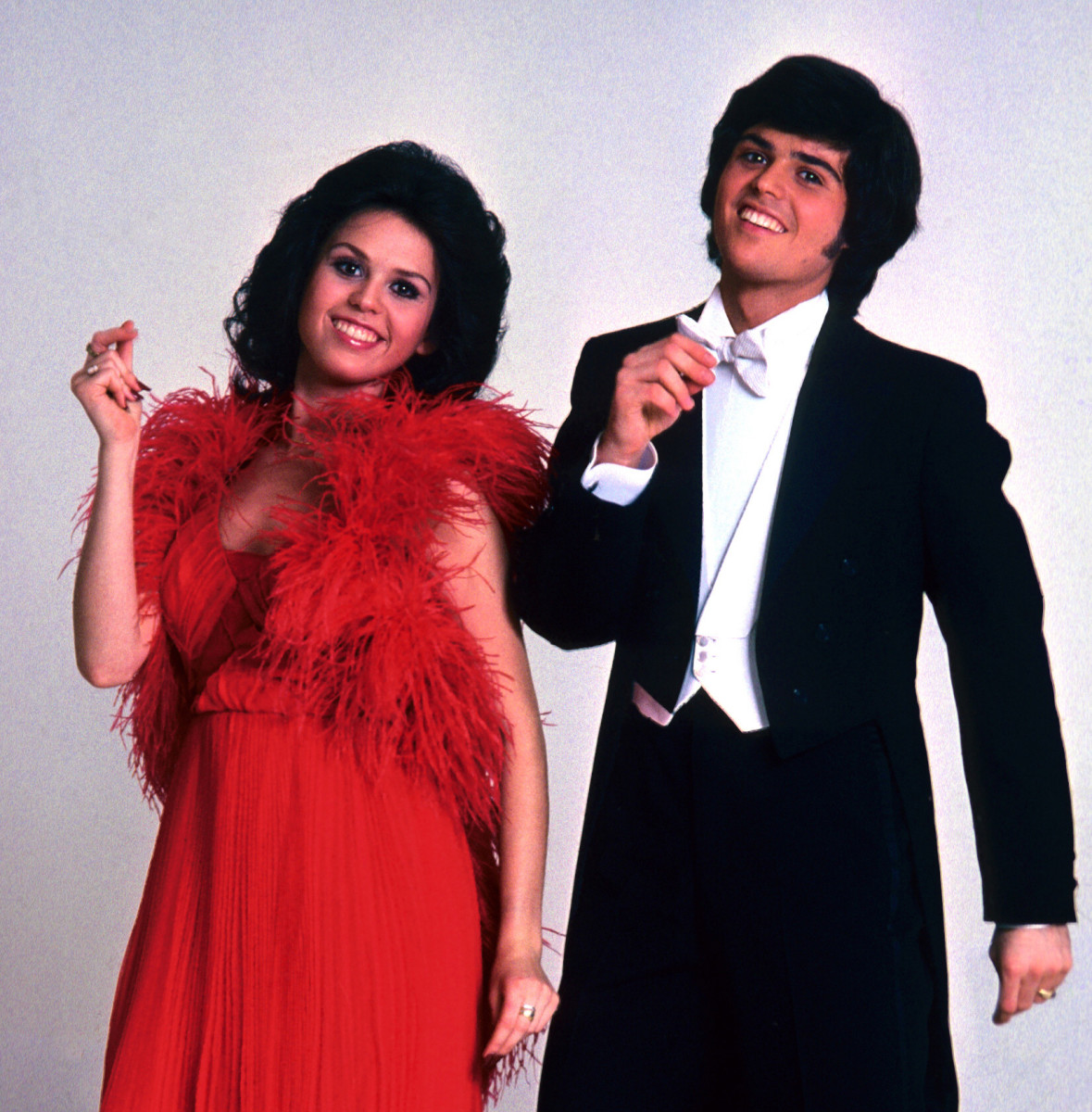 Donny and Marie Osmond Photo
