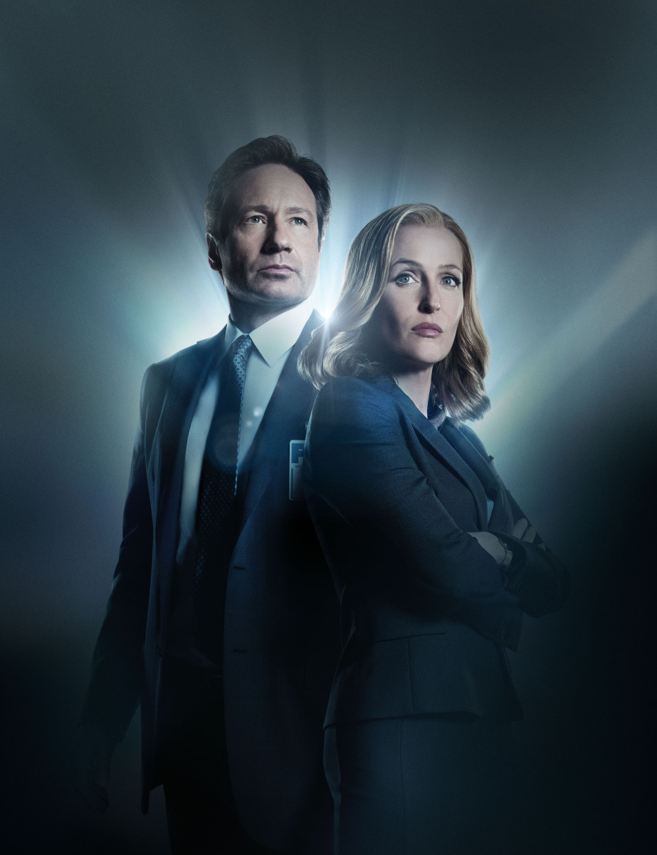 The X-Files Revival Photo