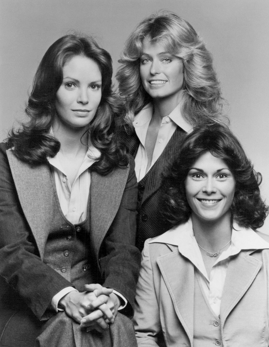 Charlie's Angels Cast Photo