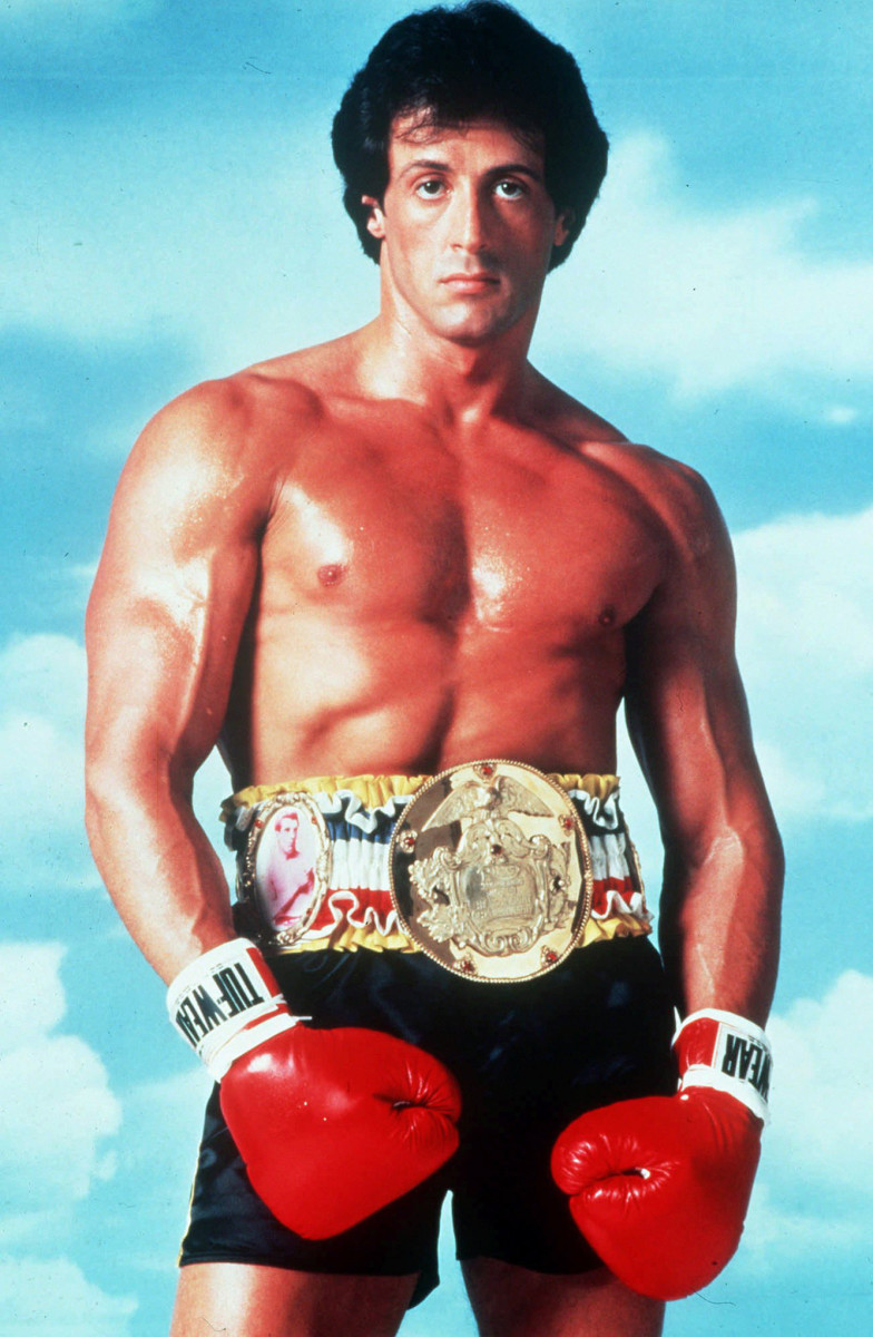 Sylvester Stallone Still Flying High in 'Creed' (INTERVIEW ...