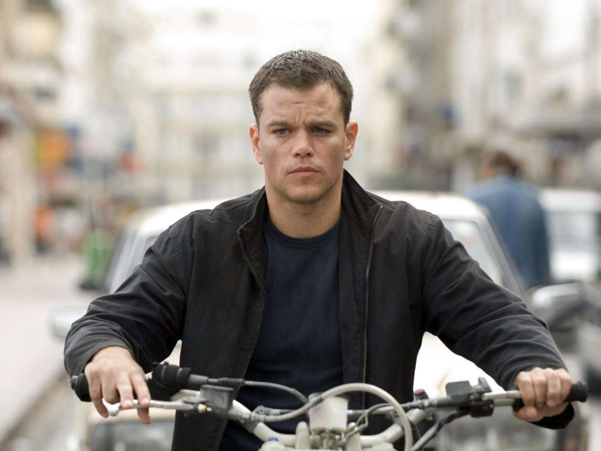 Matt Damon Bourne Identity Photo Universal Pictures