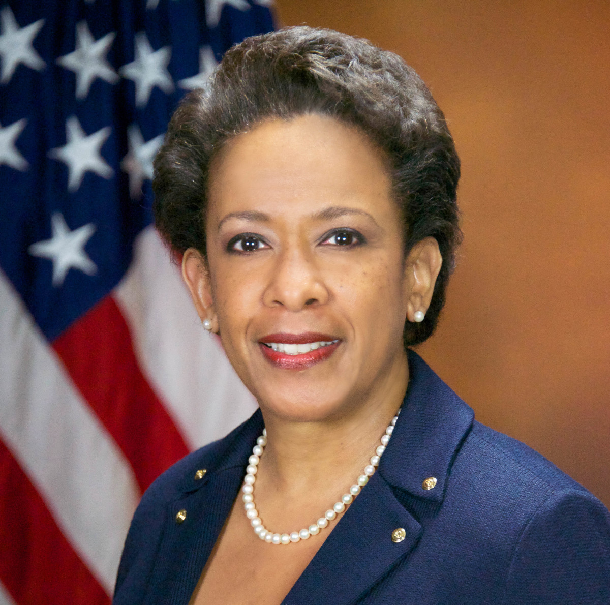 Loretta Lynch Photo Courtesy Department of Justice/Wikimedia Commons