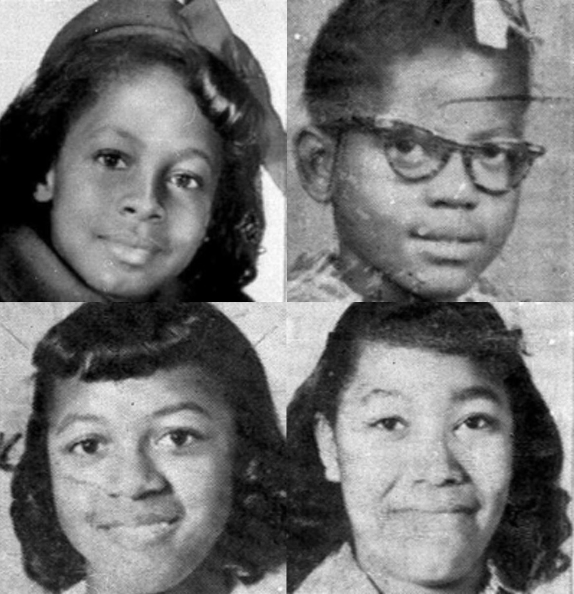 16th Street Baptist Church Bombing Victims Photo Courtesy AP Photos