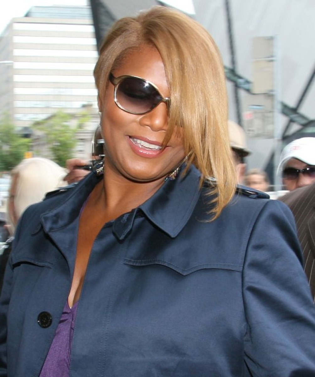 Queen Latifah Photo gdcgraphics/flickr Via Wikimedia Commons