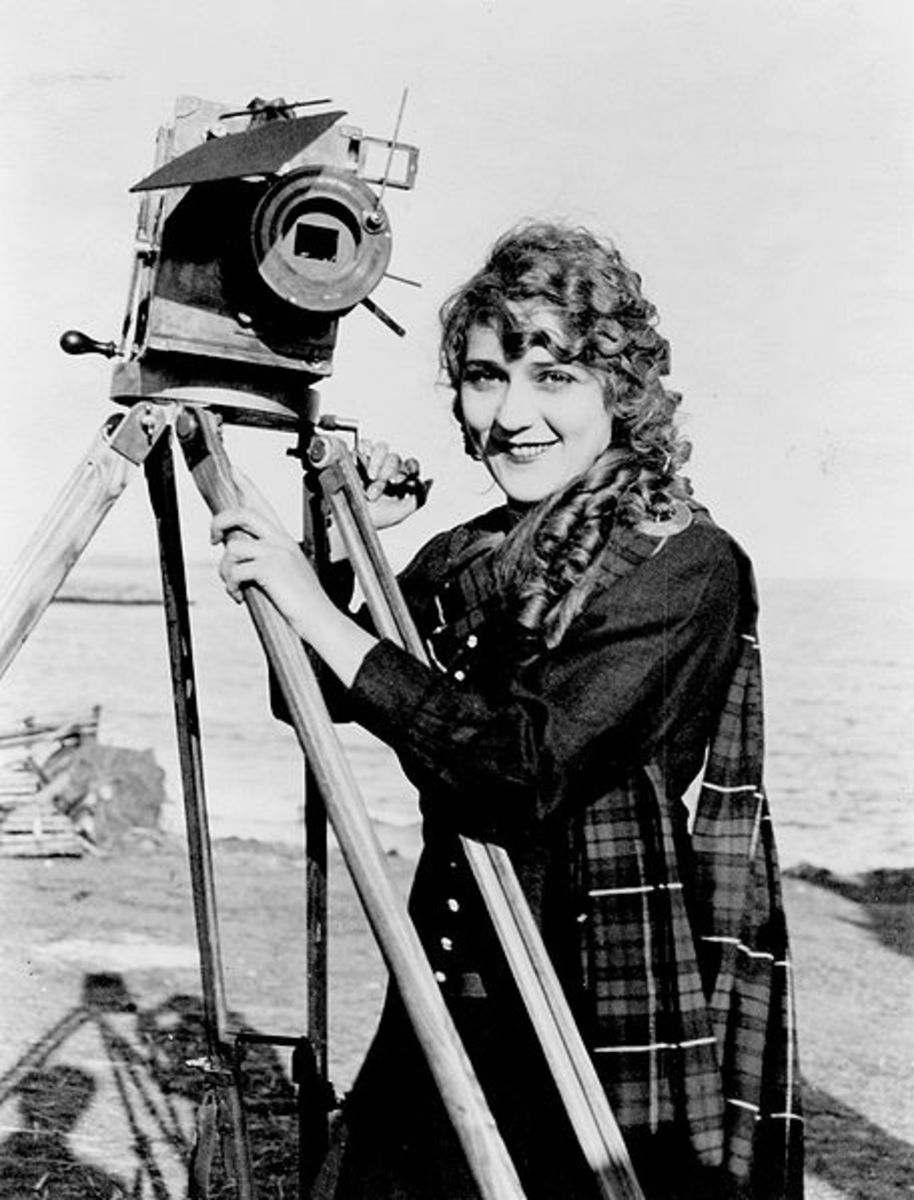 Mary Pickford Photo