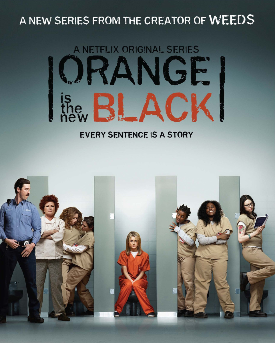 Orange Is the New Black Season 1 Poster Photo Courtesy Netflix/Photofest