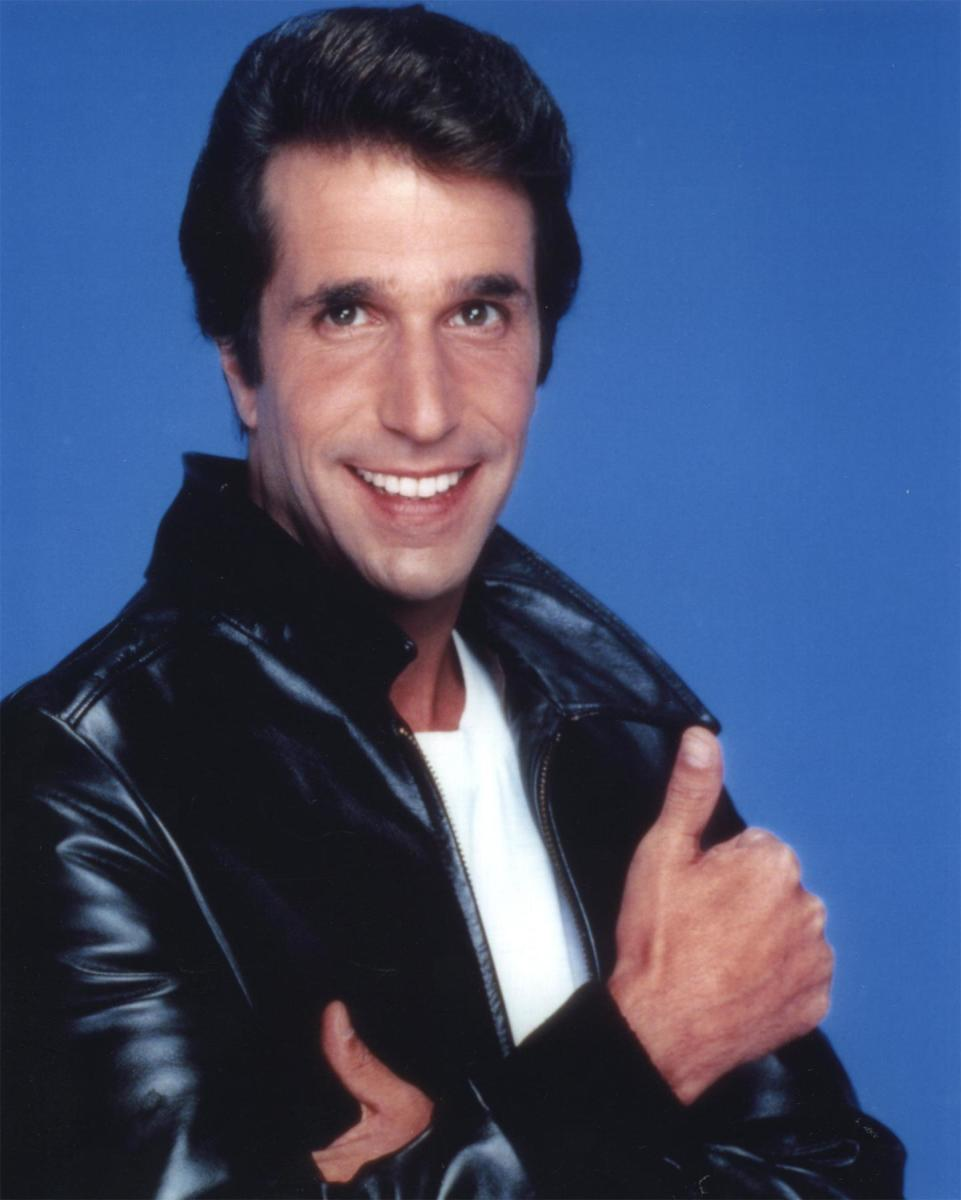 Henry Winkler Happy Days Photo Courtesy Paramount Home Entertainment