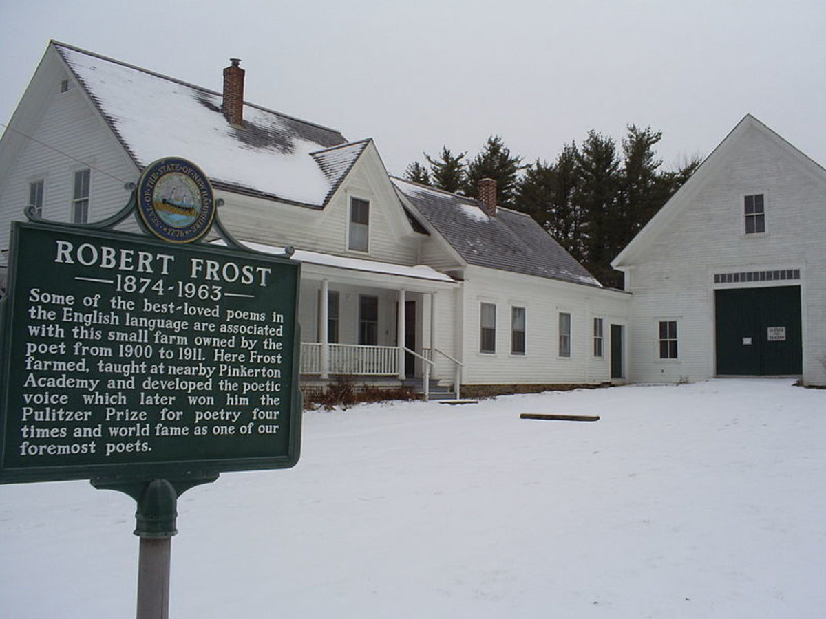 Robert Frost Farm Photo
