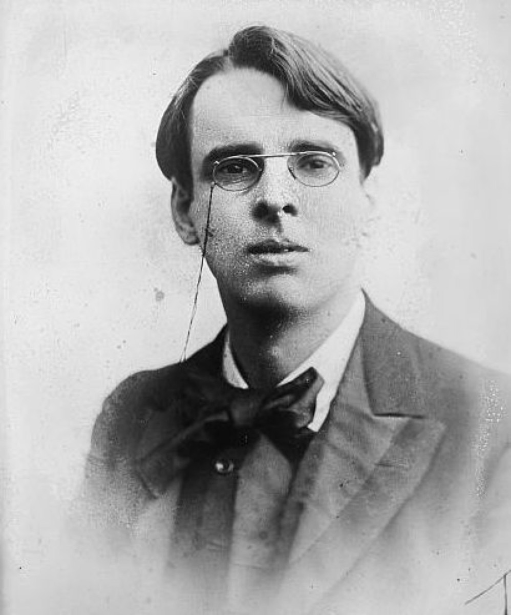 William Butler Yeats Photo By Bain News Service via Wikimedia Commons