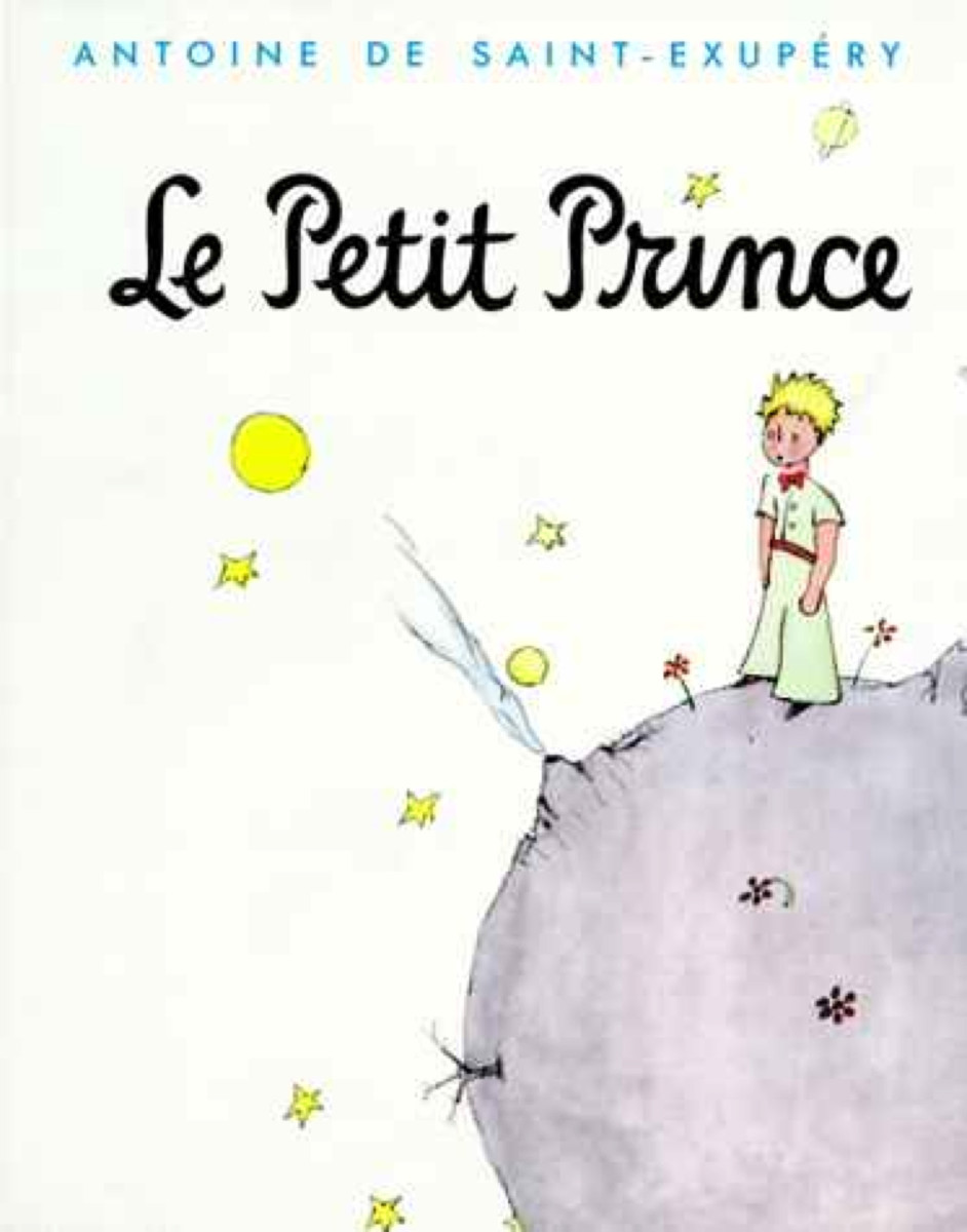 Le Petit Prince Book Cover Photo © Éditions Gallimard
