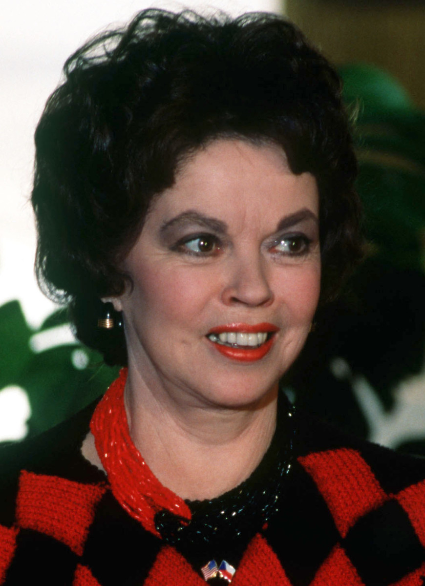 Shirley Temple Adult Photo