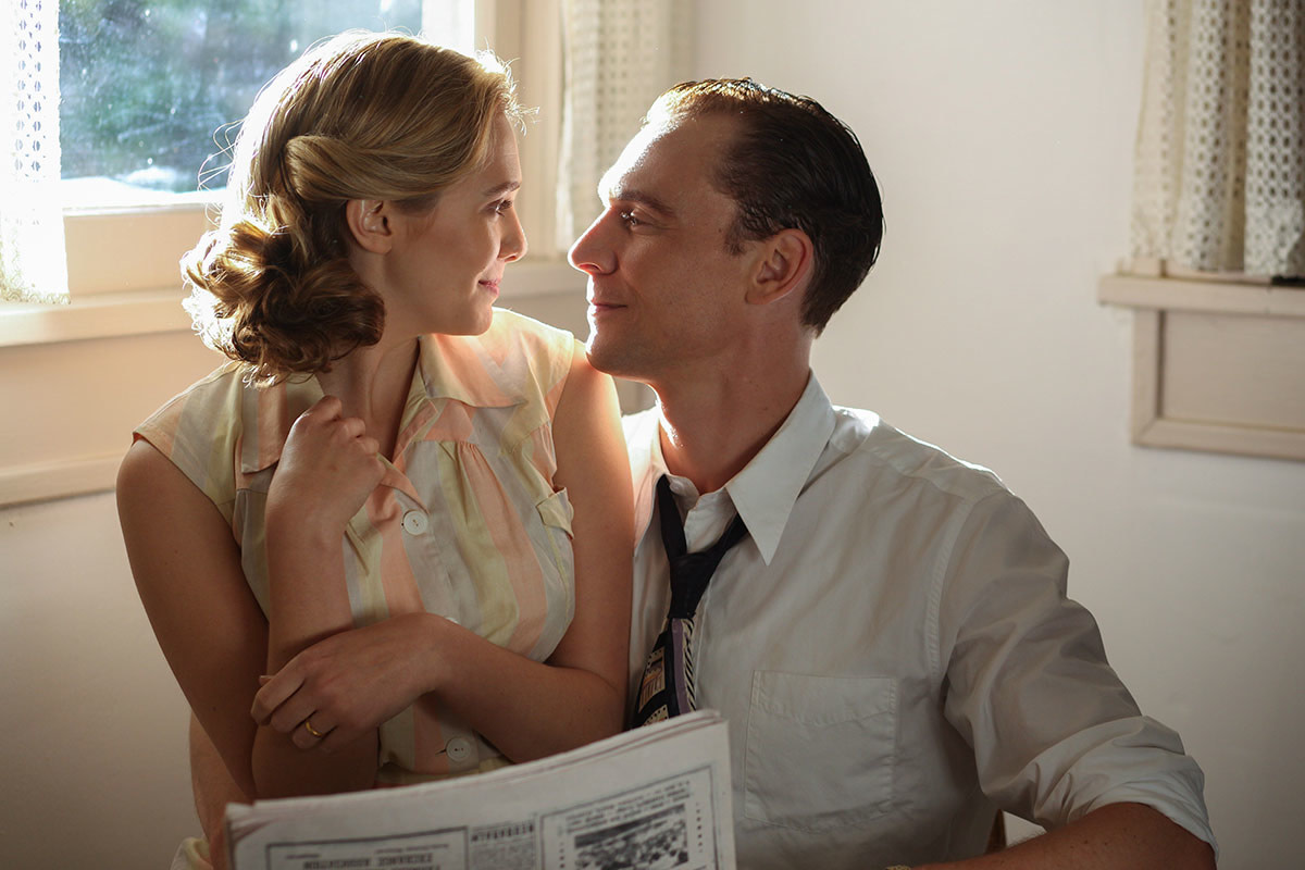 "Elizabeth Olsen Tom Hiddleston in ""I Saw the Light"" Photo Courtesy of Sony Pictures Classics"