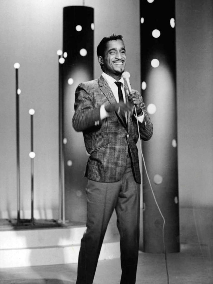 Sammy Davis Jr. Photo