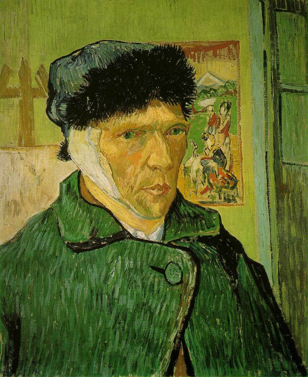 Vincent van Gogh Painting via Wikimedia Commons