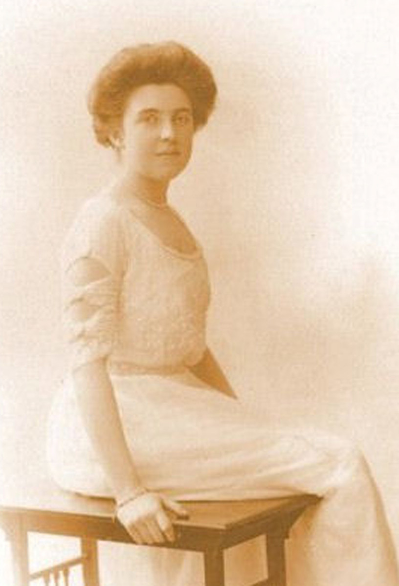 Elsie Bowerman Photo